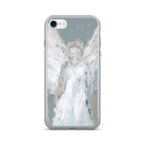 Angel Watching Over You iPhone 7/7 Plus Case