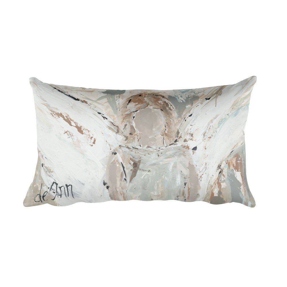 Carry You Rectangular Pillow