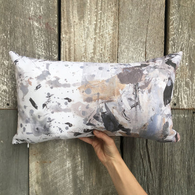 Palette Pillow - Deann Art