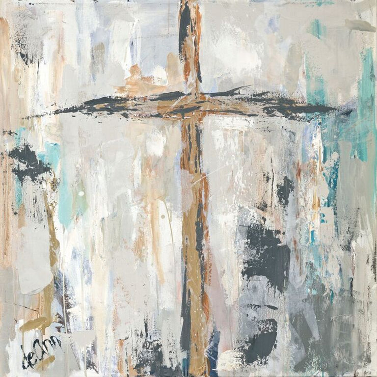Old Rugged Cross - Deann Art