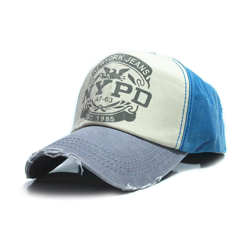 Buy NYPD Vintage baseball cap. New Zealand (NZ) based online store. 084d09bb7263