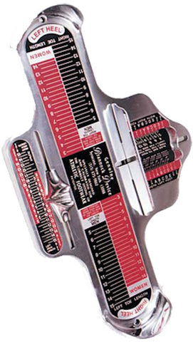Athletic (US) Brannock device
