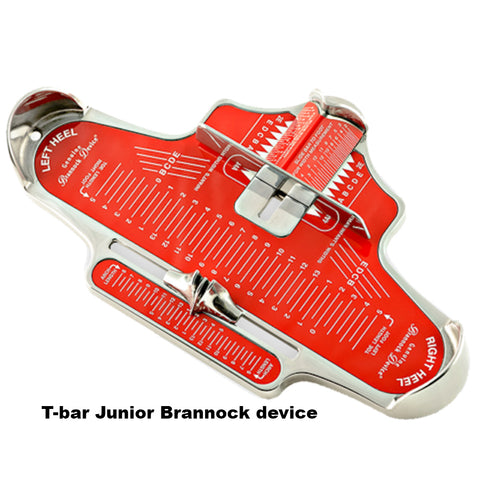 T-bar US Junior Brannock device