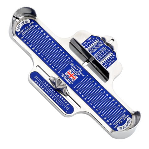 UK Adult Brannock device