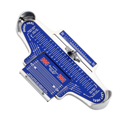 UK Jr Brannock device