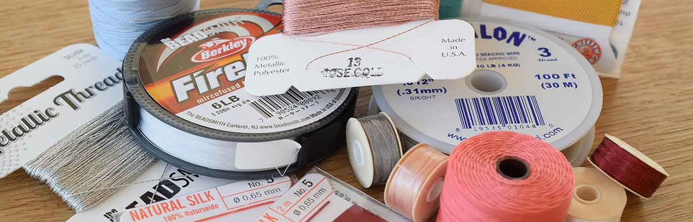 Jewellery making thread wire high quality supplies