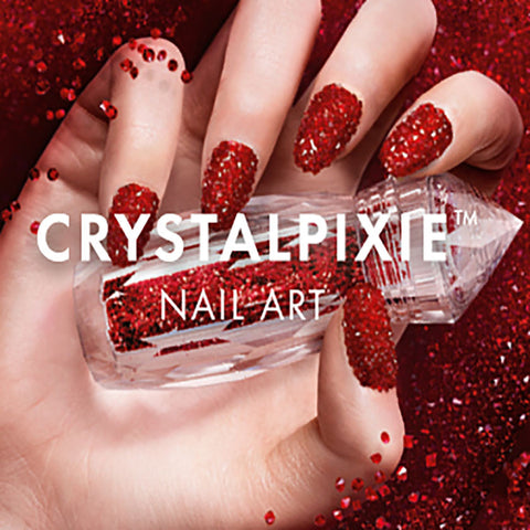 Swarovski Crystal Pixie Edge Nail Art Crystals
