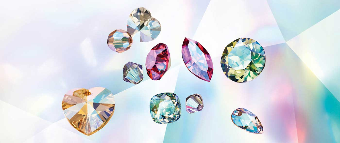 swarovski crystals innovations fall / winter 2018 - 2019