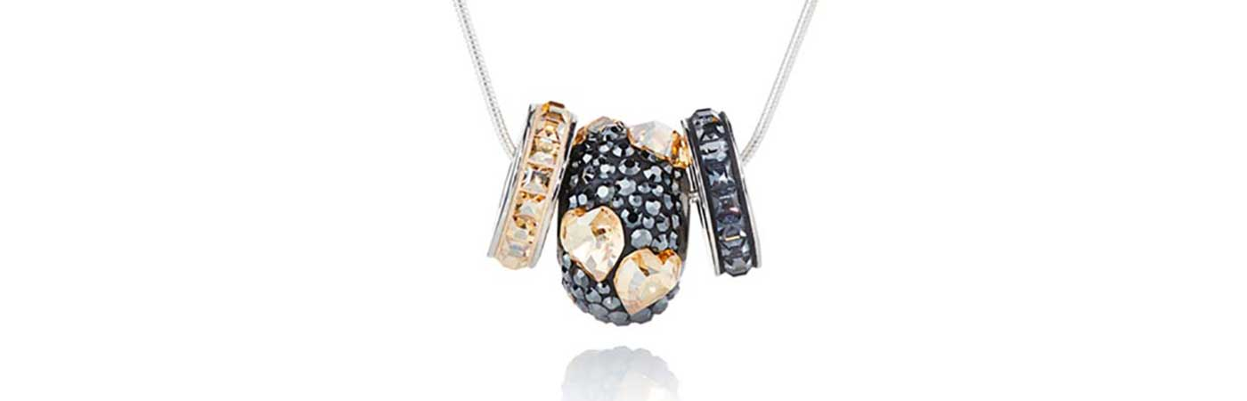 Swarovski® Charm Necklaces