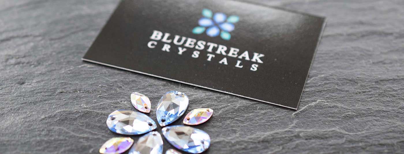 Bluestreak crystals approved authorised swarovski retailer wholesaler and Preciosa authorised partner offering the largest range of swarovski crystals and preciosa crystals online