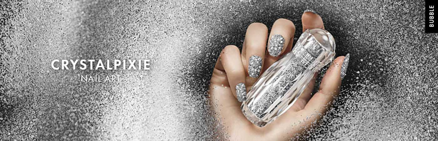 swarovski crystal pixie bubble for nail art and nail crystals