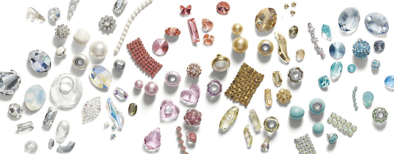 Swarovski® Beads & Crystals | Free Delivery | Largest Range