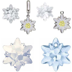 swarovski beads and crystals edelweiss range
