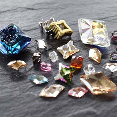swarovski beads and crystals rhombus range