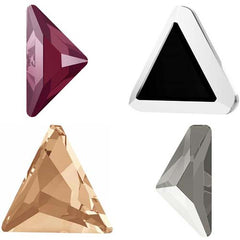 swarovski beads and crystals triangle range