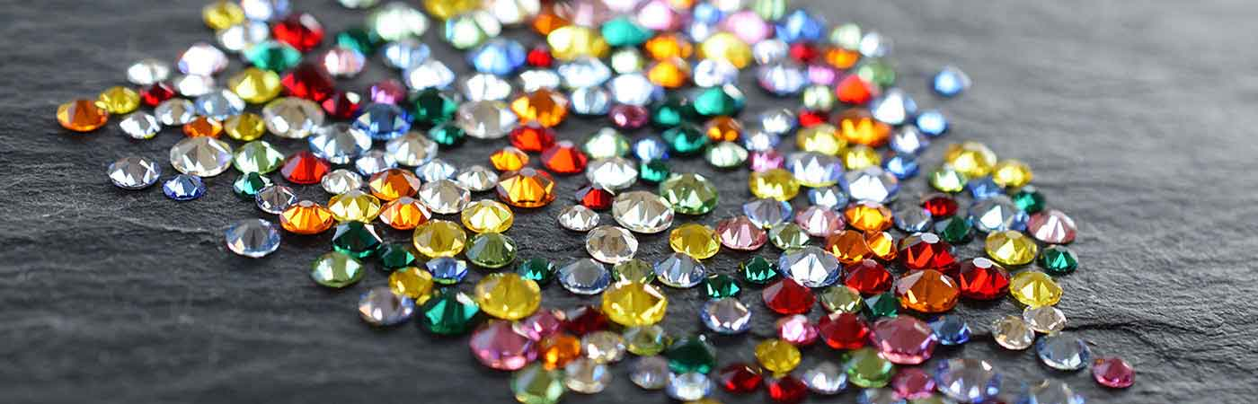 d0662b80b Swarovski® Flatback Crystals Non Hotfix | Bluestreak Crystals UK ...