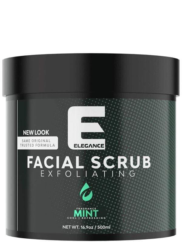 Elegance Skin Care Elegance Facial Scrub Mint Fresh 16.9oz