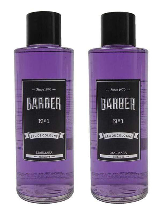 Marmara Aftershave Pair Marmara Aftershave Barber Cologne #1