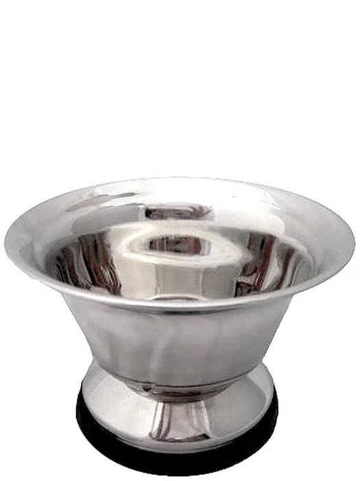 Parker Shaving Accessory Parker Large Stainless Steel Shaving Bowl