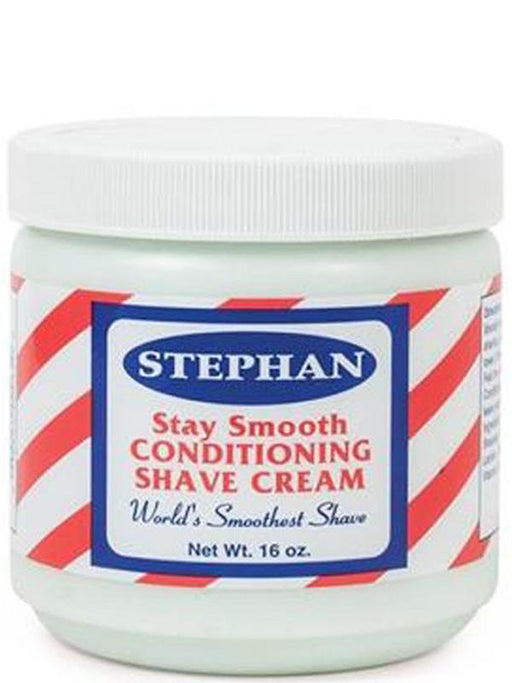 Stephan Shaving Cream Stephan Conditioning Shave Cream 16 oz