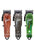 StyleCraft Clipper StyleCraft Absolute Alpha Lids - Transparent Green, Grey Wood, Red Wood