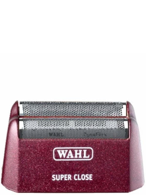 wahl Replacement Foil Wahl 5 Star Shaver Super Close Replacement Foil