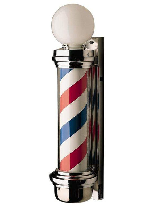 William Marvy Company Barber Pole William Marvy Model 77 Barber Pole with Two Lights