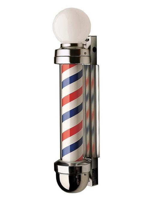 William Marvy Company Barber Pole William Marvy Model 405 Barber Pole with Two Lights