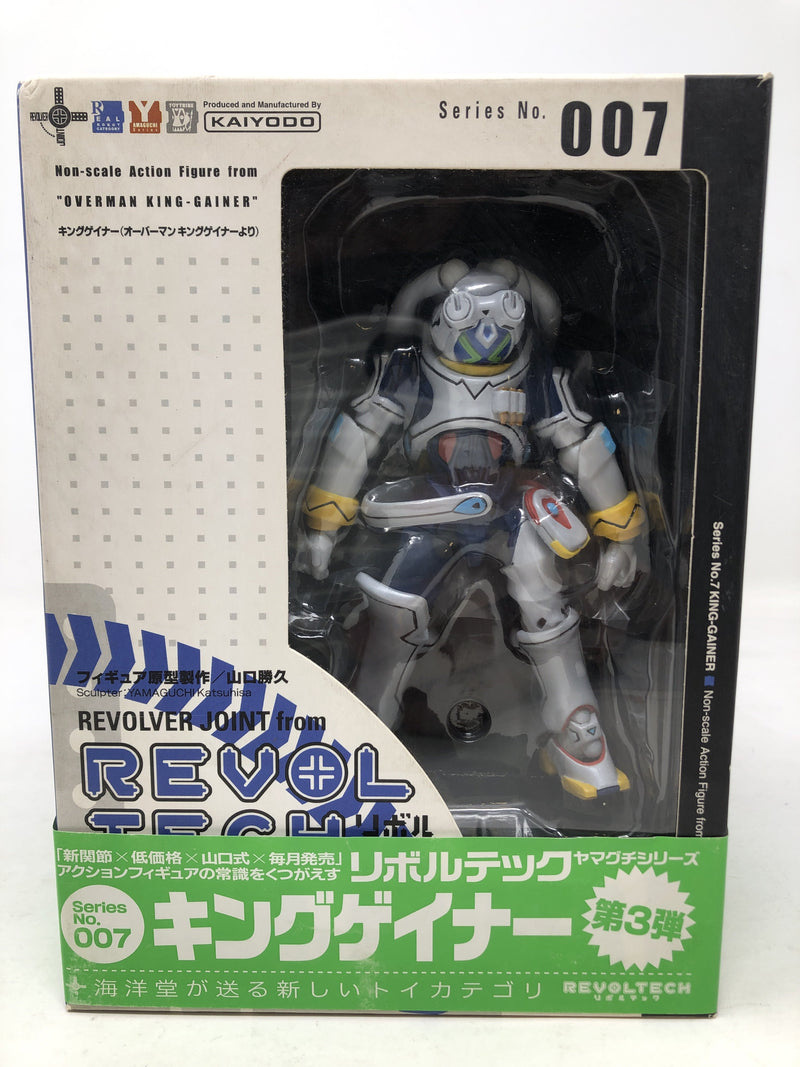 Revoltech  : Overman King Gainer Yamaguchi Series No 007 - BOOKOFF USA