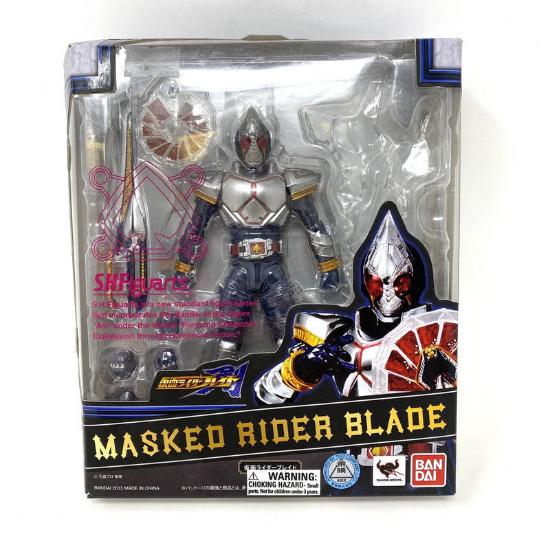 S.H. Figuarts Masked Rider Blade Action Figure - BOOKOFF USA
