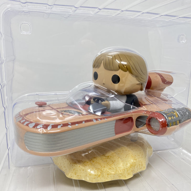 Funko POP! Starwars Luke Skywalker with Speeder