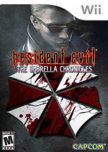 Resident Evil - The Umbrella Chronicles Wii (with book)