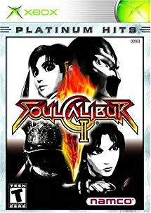 Soul Calibur II  Xbox (no book)