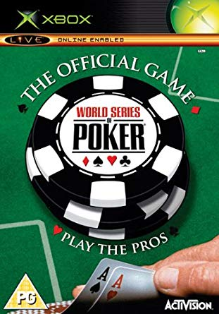 World Series of Poker Xbox (with book)