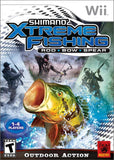 Shimano Xtreme Fishing Wii (Book Included)