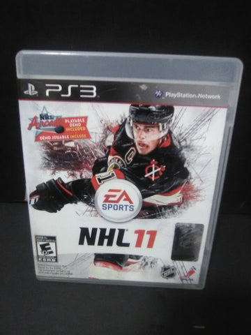 NHL 11 (Book Included)