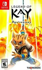 Legend of Kay Anniversary Nintendo Switch