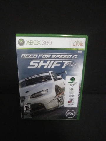 Need for Speed Shift (with book)