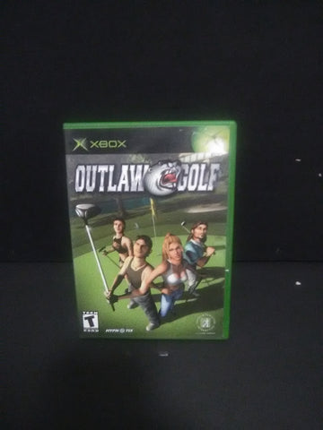 Outlaw Golf (with book)
