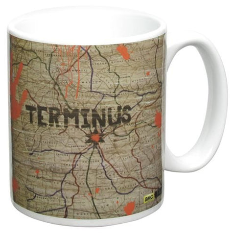 The Walking Dead Terminus Mug