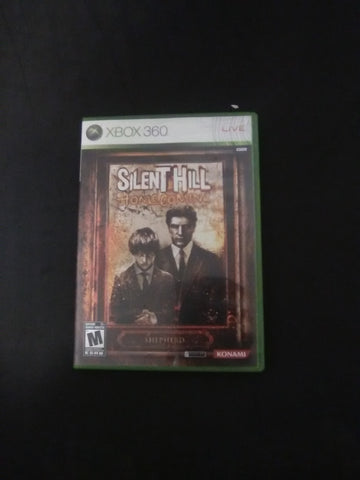 Silent Hill  Home Coming (with book)