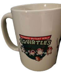 Teenage Mutant Ninja Squirtles Mug