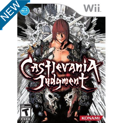 Castlevania - Judgement Wii