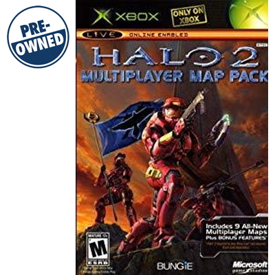 Halo Multiplayer Map Pack on