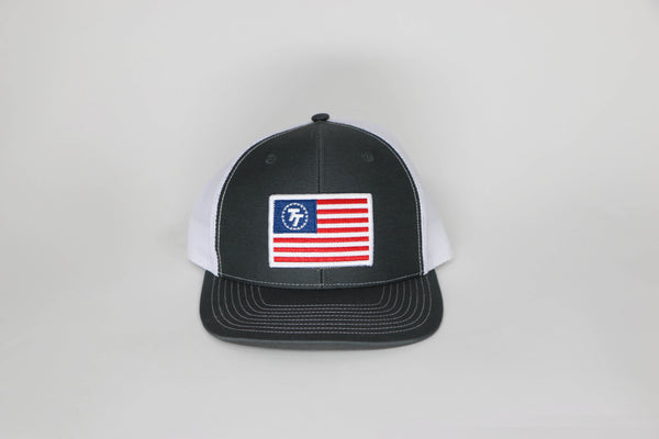 True Temper American Steel Trucker Hat