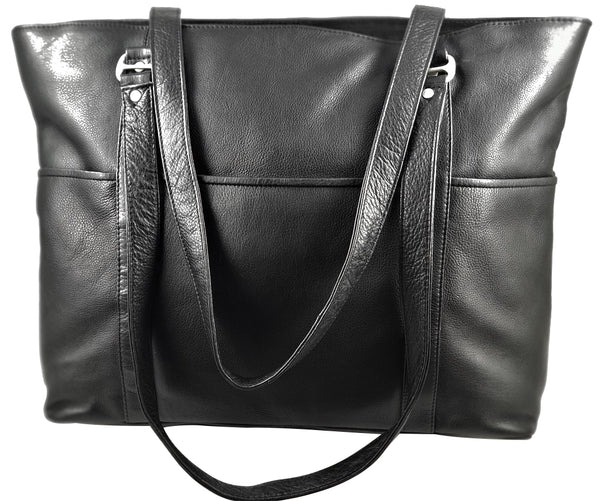 Leather Laptop Bag/Tote