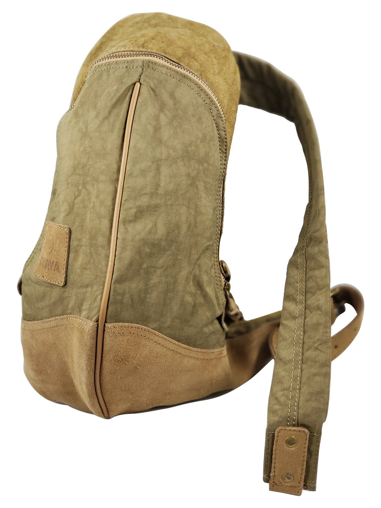 Canvas Sling Chest Bag