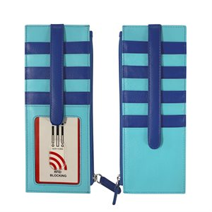 RFID Leather Card Holder