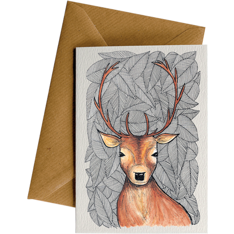 Little Difference 'Deer' Gift Card