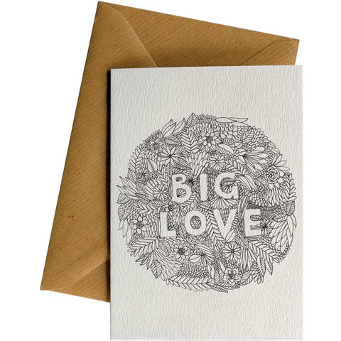Little Difference 'Big Love' Gift Card